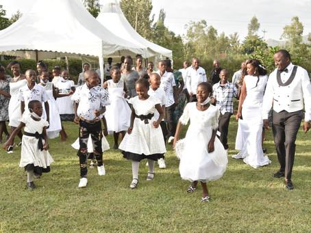 A Family Wedding!