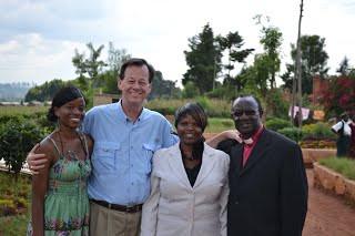 Alabama goes to Kenya