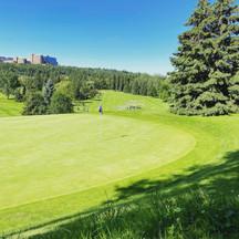 Victoria Golf Course 13th Green