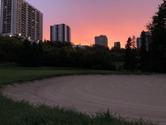 Victoria Golf Course Sunrise