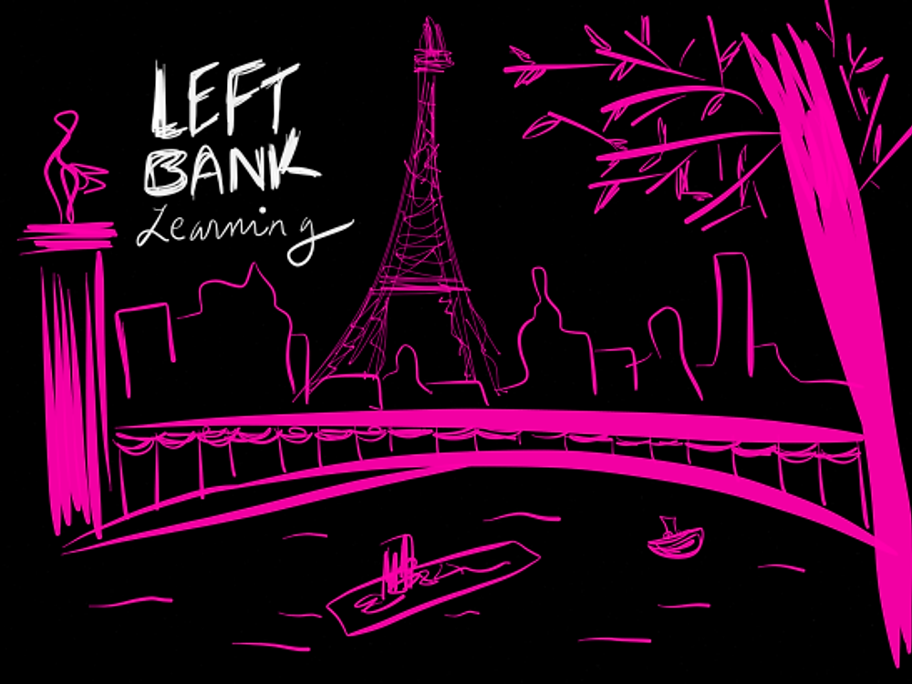 left bank learning