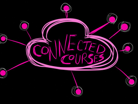 "Anticipating Connected Courses ""Happenings"""