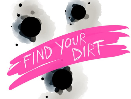 Artistic Voice: Get Your Dirt In It (with Homage to Prince)