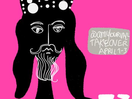 Making like Charlemagne: Paper 53 Takeover on Instagram