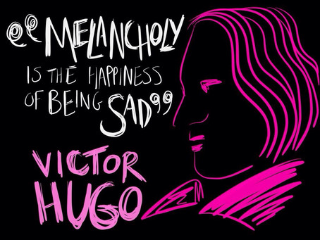 #rawthought: Quellancholy: The Creative Frenzy Begat by Melancholy