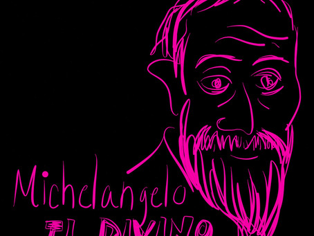 Learning from the Artist Series II: Michelangelo
