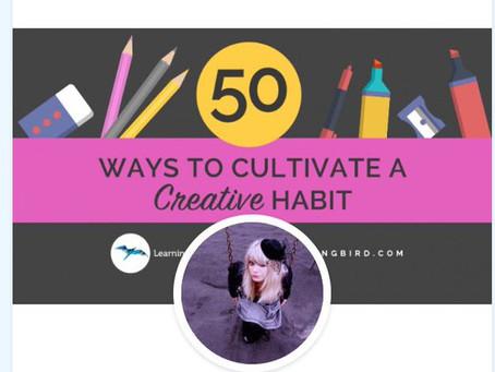 50 Shades of Creativity