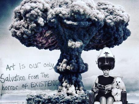 Mushroom Moments: Art and the Hawaii Ballistic Missile Alarm