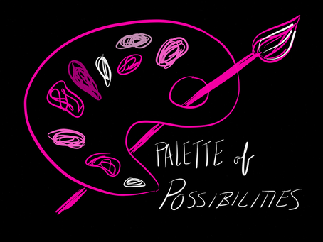 #rawthought: Personal Palettes: Claiming your COLOURs for your Digital Presence