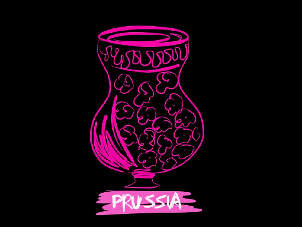 prussiavase