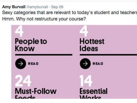 Simple and Sexy: How Four Wired Mag Categories Could Shape Learning