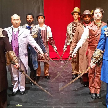 The Mikado with NYGASP