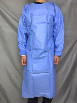Gown Front no manuf