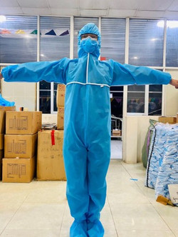Front Coverall