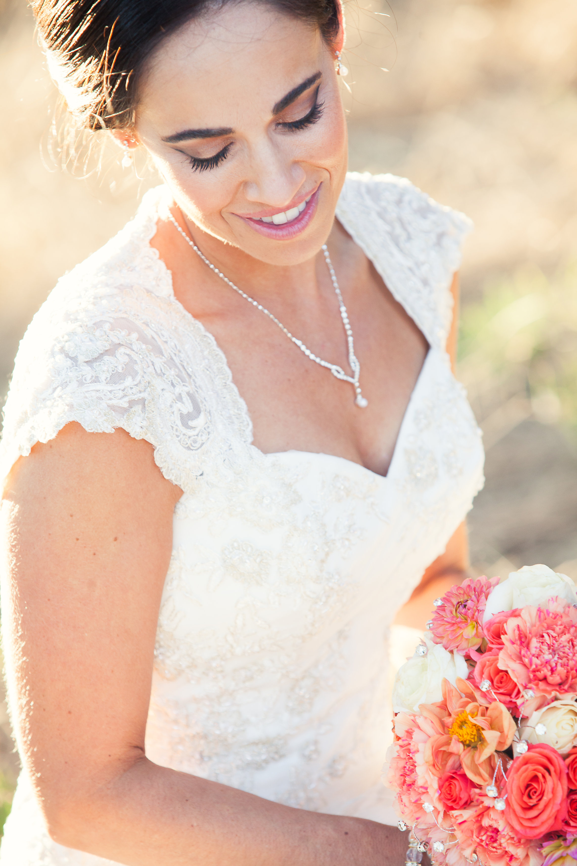Bridal Makeup in Santa Cruz