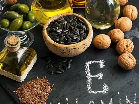 Did you know Vitamin E is great for the Skin!