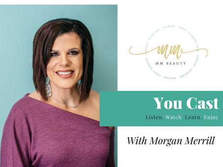 Check out my NEW YouCast Episodes with Beauty & Health Related Professionals