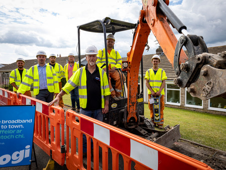 Avonline Secures Five-Year Agreement with Ogi to Deliver Full Fibre Broadband in South-East Wales