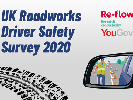 Re-flow | How safe is it to be a road worker in the UK?