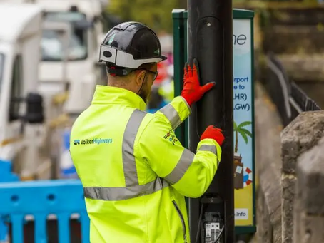 Kingston and Sutton Councils appoint Volker Highways for street lighting contract