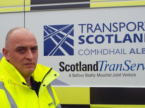 Road worker 'superhero' assaulted by drivers in line for award