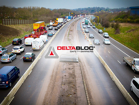 DELTABLOC become the latest organisation to join Safer Highways