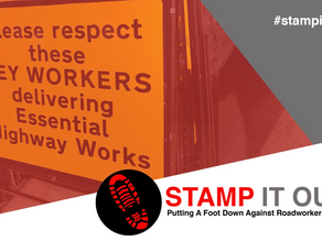 Staffordshire County Council supports Stamp it Out campaign