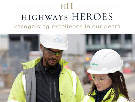 What to consider when entering the Highways Heroes Awards