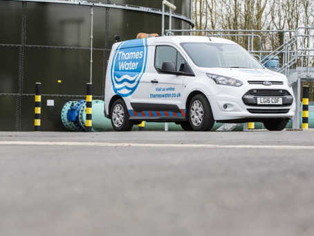 No need for speed - a look back at Road Safety Week at Thames Water