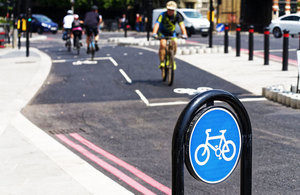 Government announce £338 million package to further fuel active travel boom