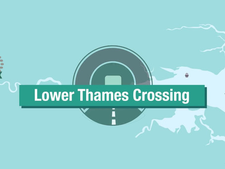 Partners sought to build £1.9 billion Lower Thames Crossing roads