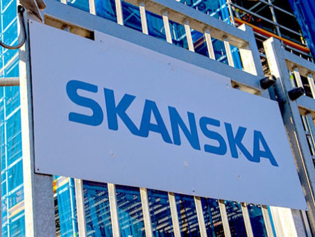 Skanska to switch all site equipment to vegetable oil power