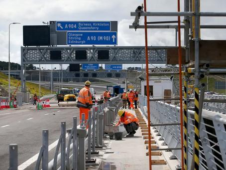 Scottish Transport Minister joins call for action against Roadworker abuse