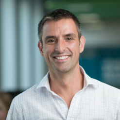 Simon Blake: Keeping well, staying motivated, and delivering in a tough climate