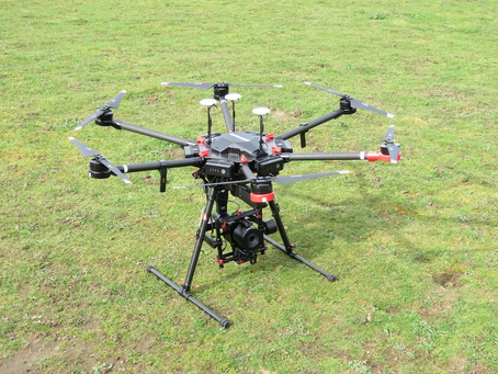 Amey drones back in the sky over Kent
