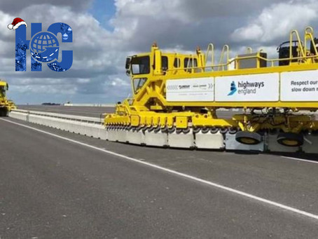 Live test of EU exit contingency plans on M20 set to begin next week supported by Highway Care