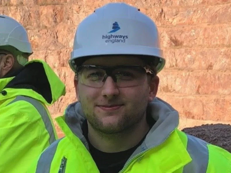 How exams mix-up set Highways England apprentice Pym on road to awards success