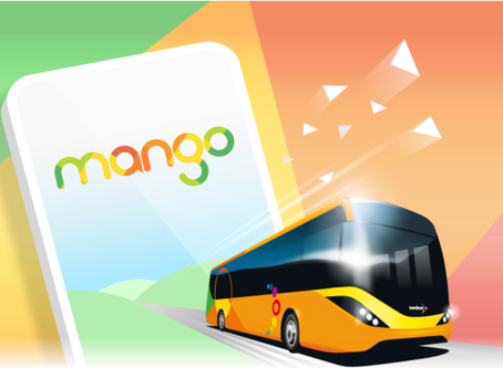 """East Midlands bus operators launch """"world first"""" app"""