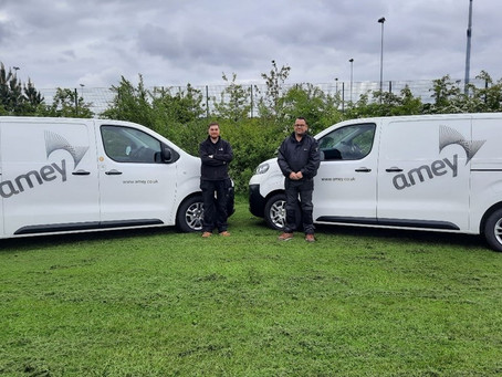 Amey gears up for a green fuel future in Barnsley