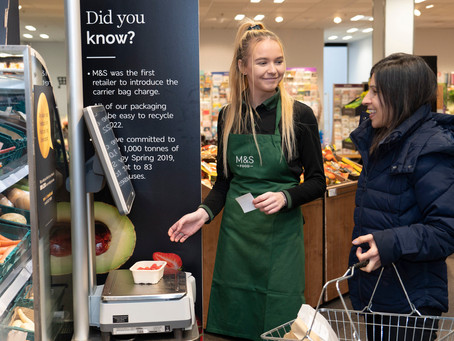 Wellbeing in Retail: The M&S Experience