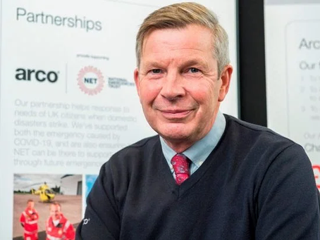 From Westminster PPE frustration to royal approval for timely expansion - Arco MD opens up on 2020