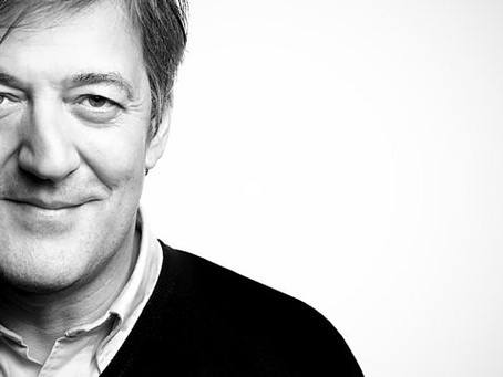 The Blog - Stephen Fry-living with my mental health disorders