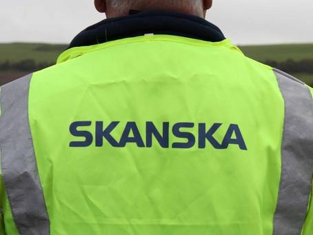 M Group to buy Skanska rail and highways upkeep arm
