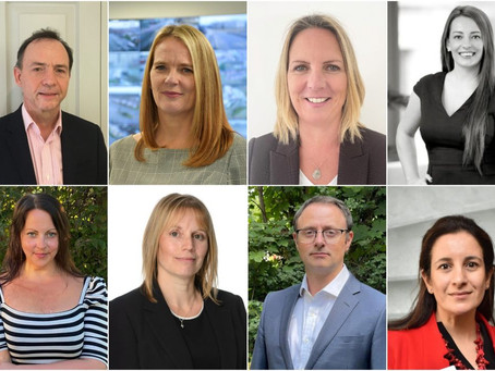 Movers and shakers: Biggest construction and engineering appointments in July 2021