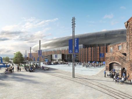 Laing O'Rourke lands Everton stadium