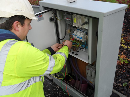 Amey secures street lighting contract in Inverclyde