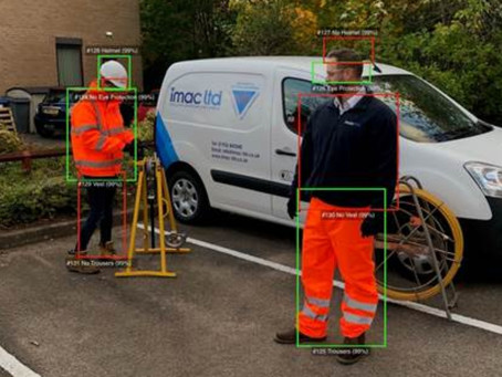Murphy trials AI warning cameras at site danger zones
