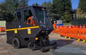Cutting back on noise and dust at roadworks thanks to innovation