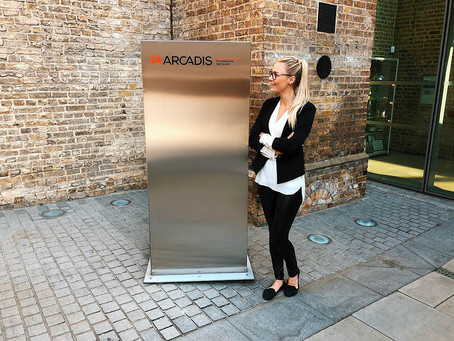 Arcadis women like Natalie Sauber are helping to shape the future of mobility in cities