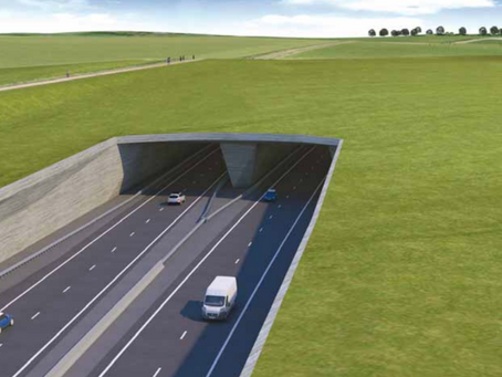 Plan to widen Stonehenge Tunnel for hard shoulder under consideration